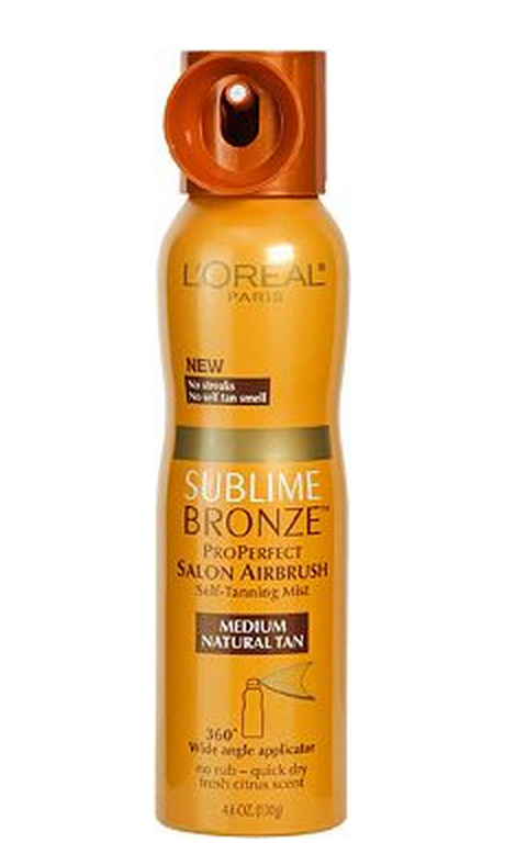 Established California | Beauty | Insta-tan: Flawless Self-Tanners | L'Oreal Sublime Bronze