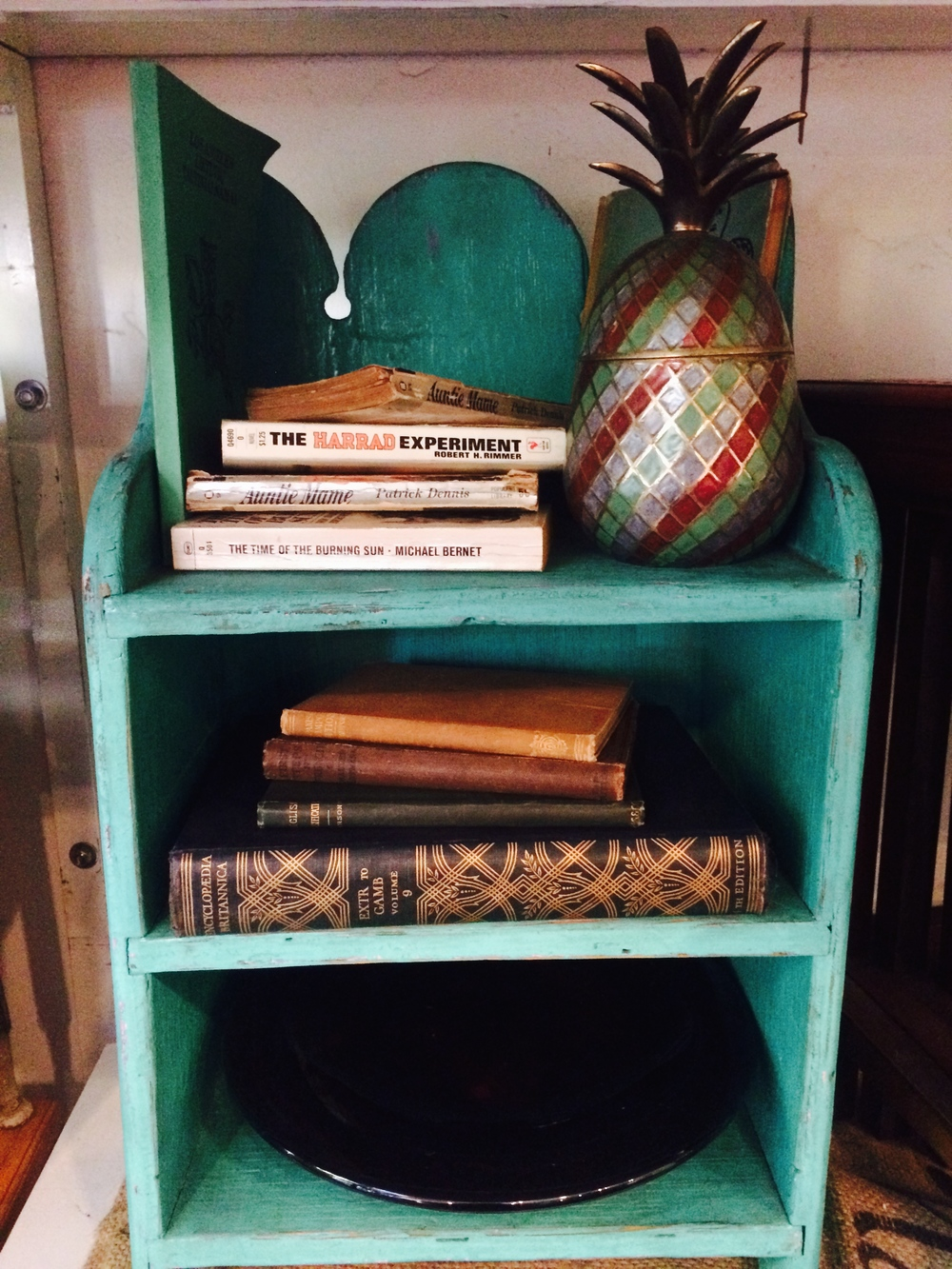 Established California | Habitat | Tini | Vintage Books + Pineapples