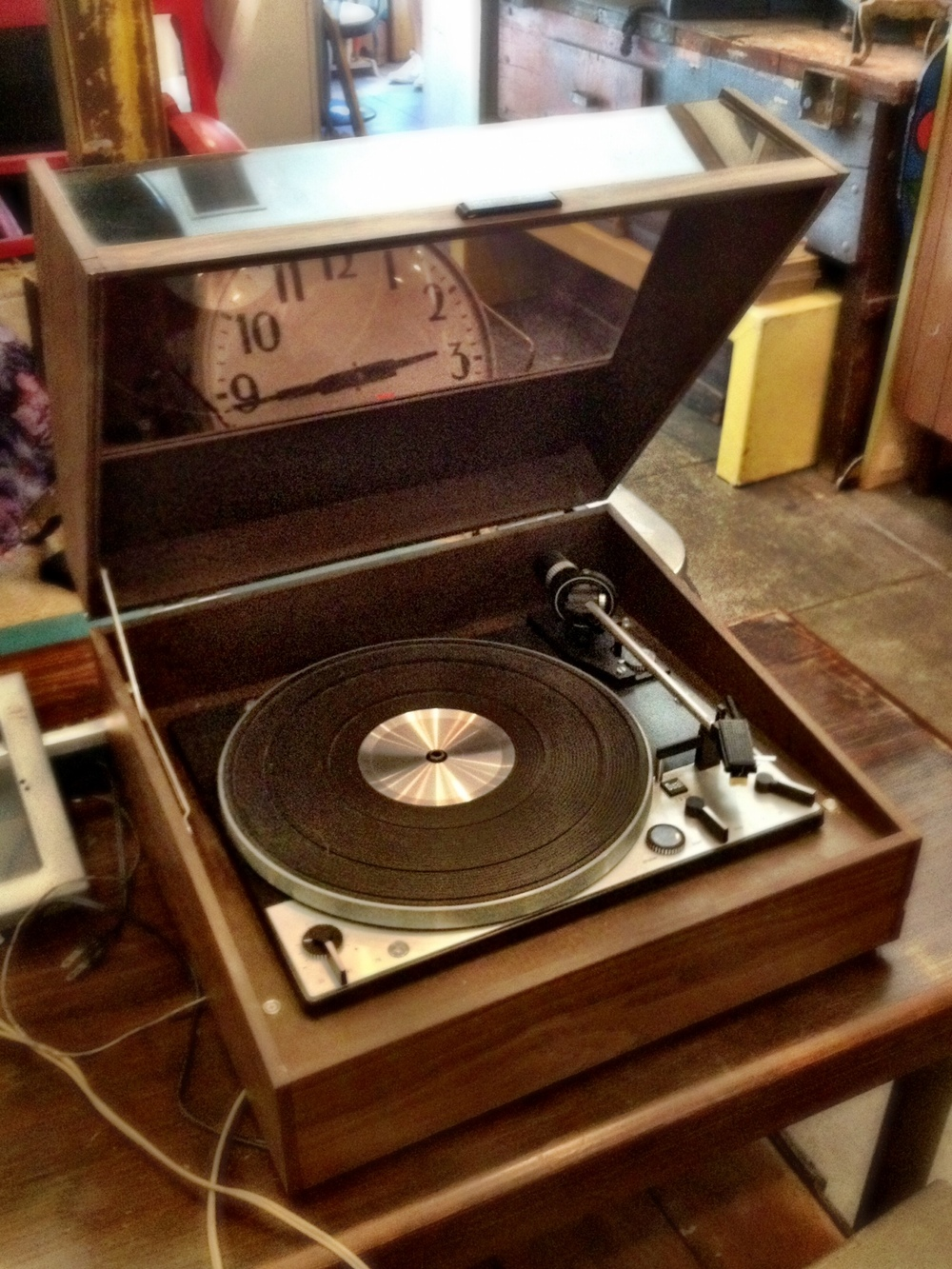 Established California | Habitat | Tini | Vintage Record Player