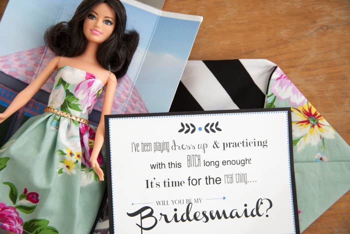 Established California | Party | Bridesmaids | Barbie