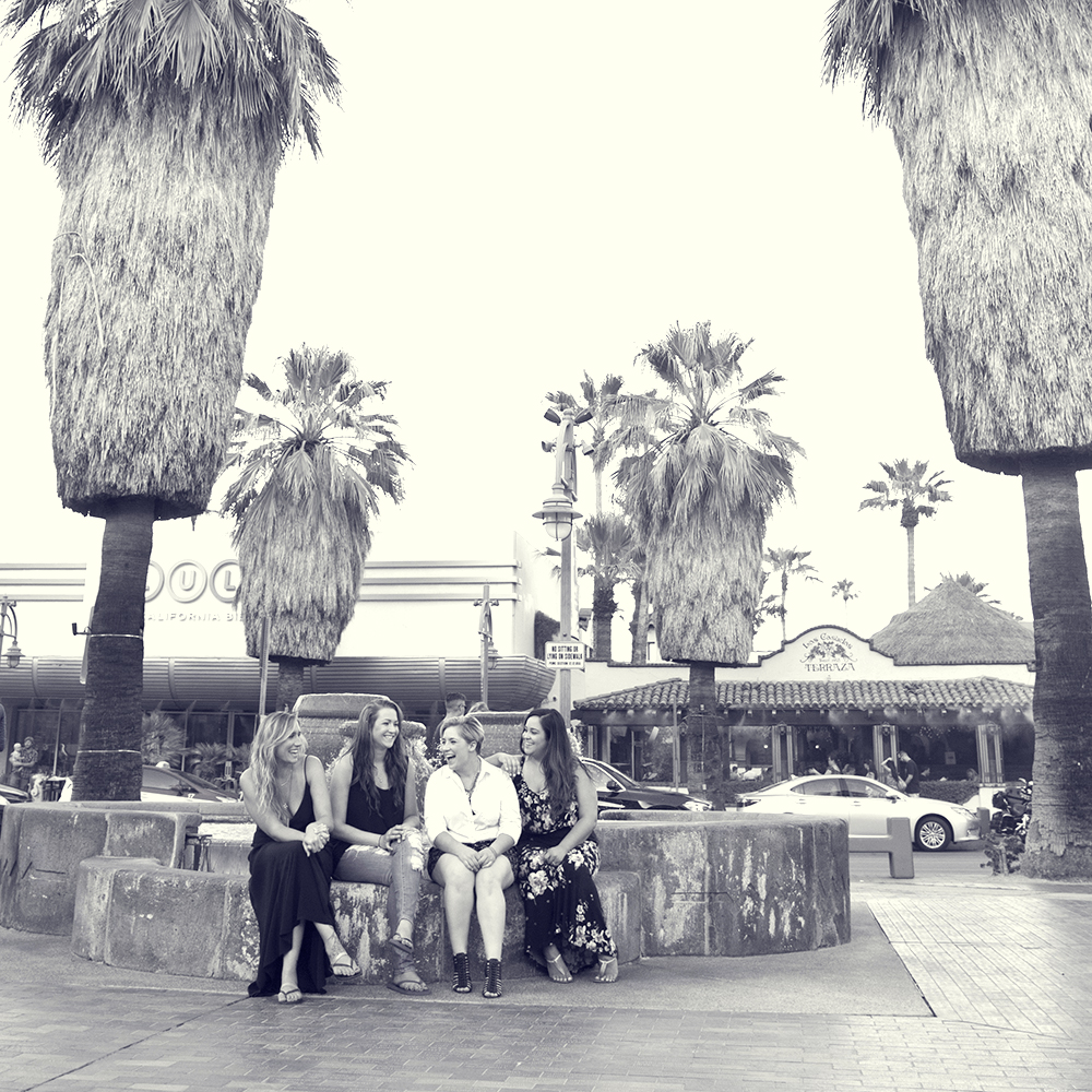 Established California | Adventure | Palm Springs | Downtown