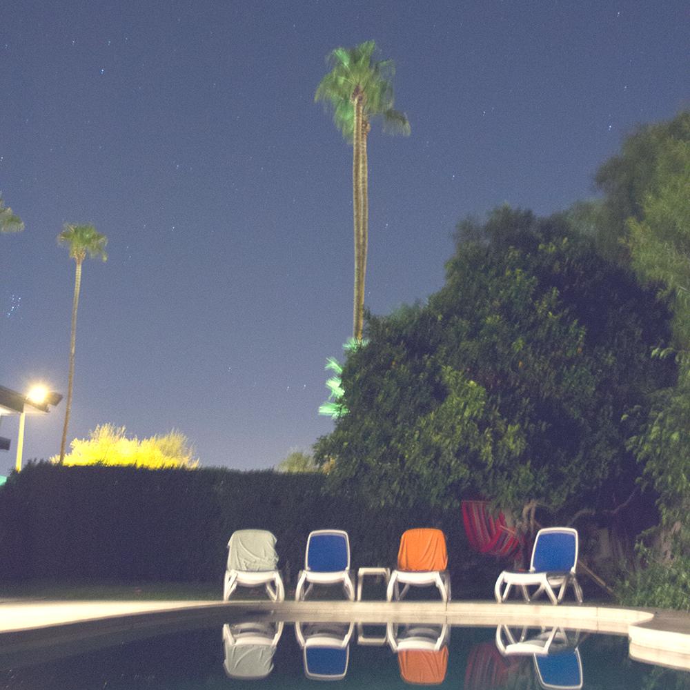 Established California | Adventure | Palm Springs | Poolside