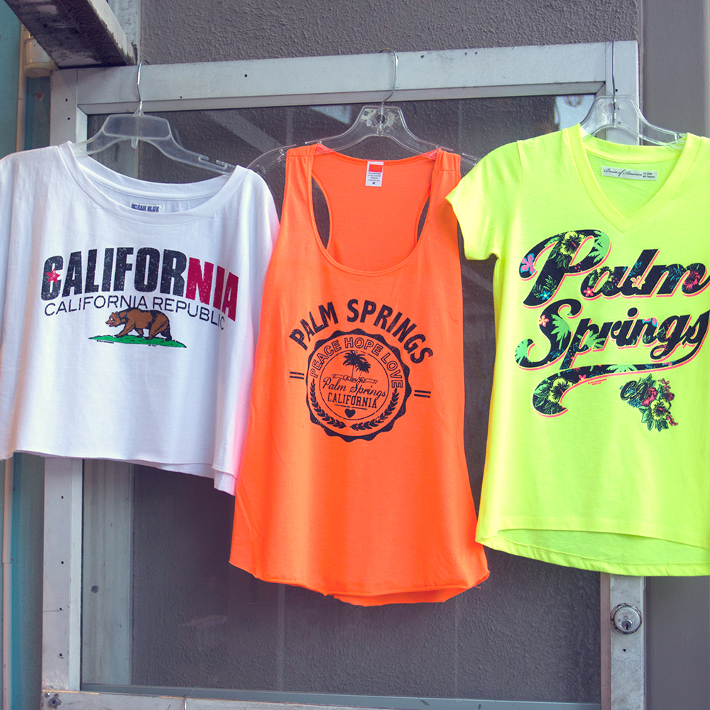 Established California | Adventure | Palm Springs | California Love