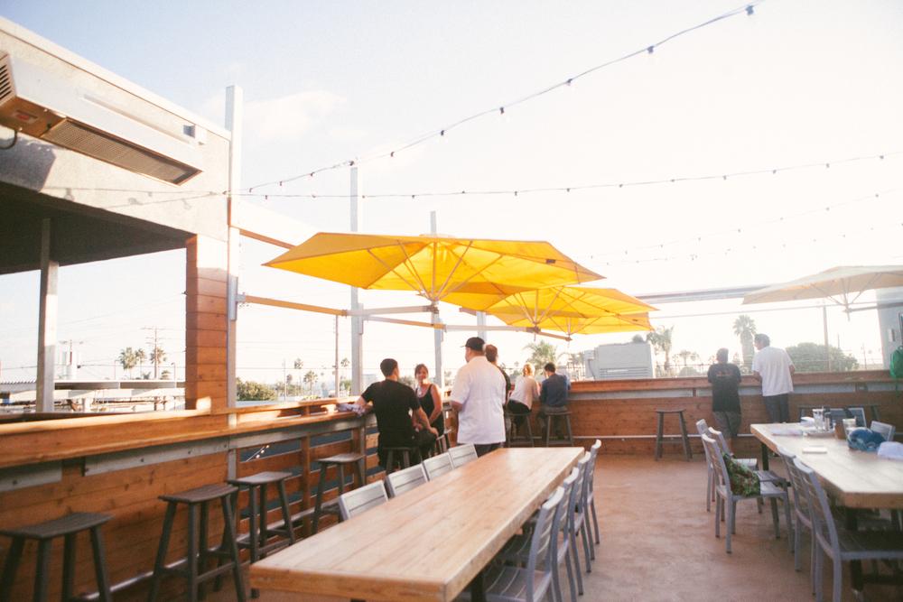 Established California | Grub | Bagby Beer Oceanside | Rooftop Beers