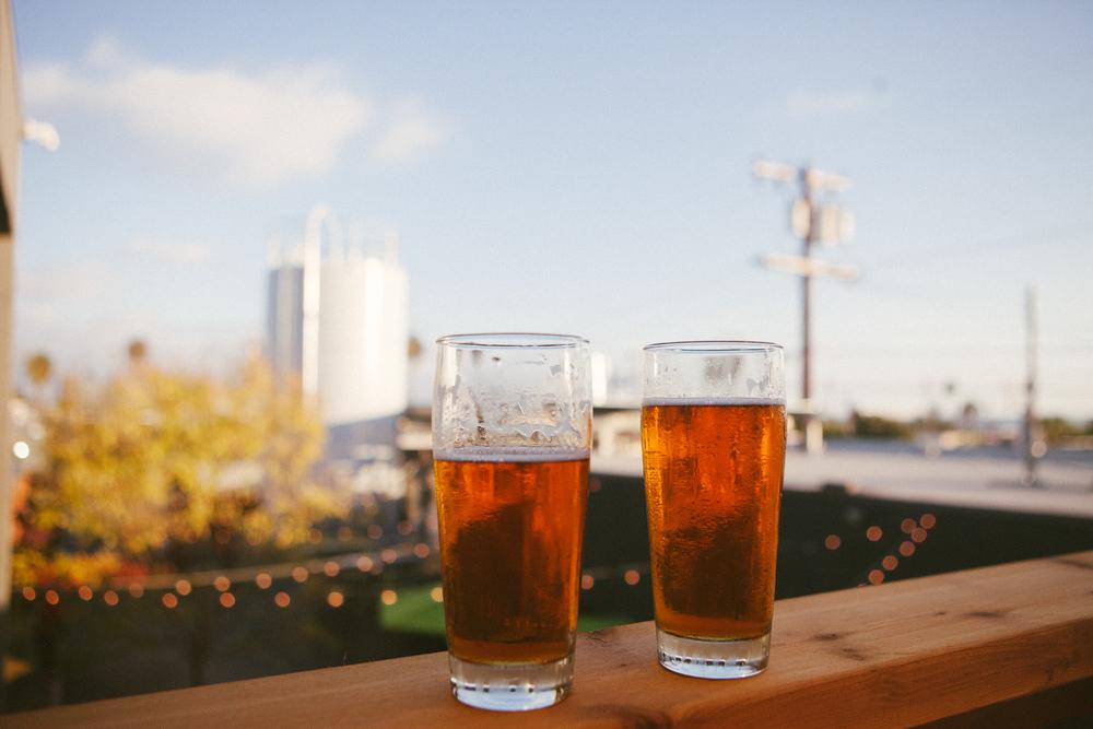Established California | Grub | Bagby Beer Oceanside | Cheers