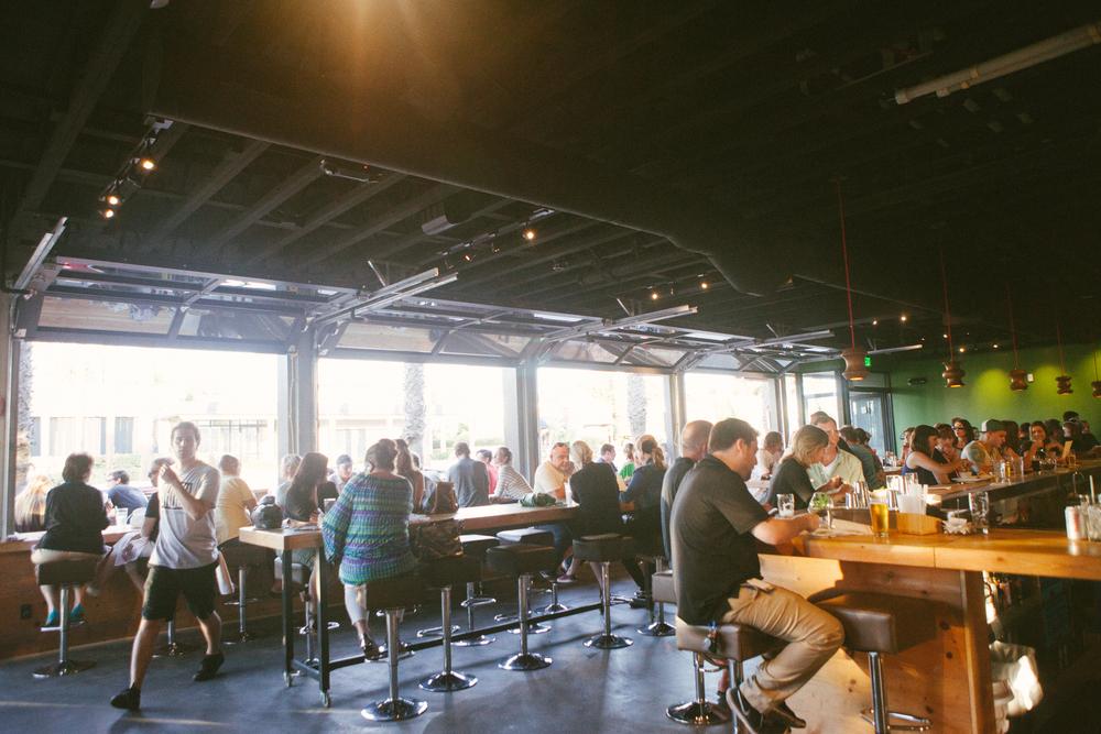Established California | Grub | Bagby Beer Oceanside | Gathering