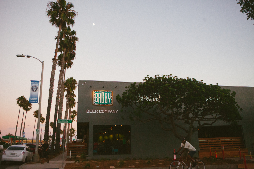 Established California | Grub | Bagby Beer Oceanside