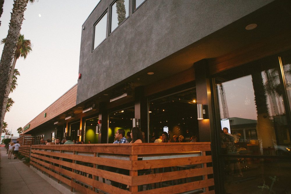Established California | Grub | Bagby Beer Oceanside | Bring your Friends