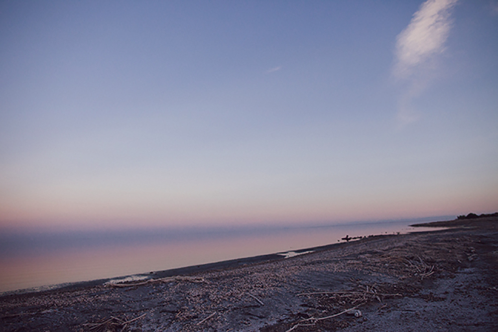 Established California | Adventures | Salton Sea | Horizon