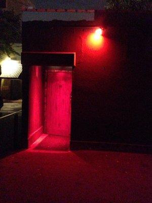 Established California | Grub | LA Secret Speakeasies| The Red Door