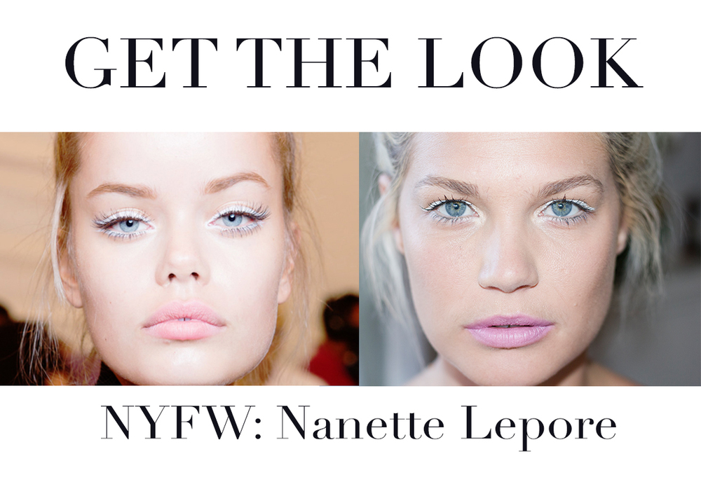 Established California | Beauty | NYFW Get the Look | Nanette Lapore