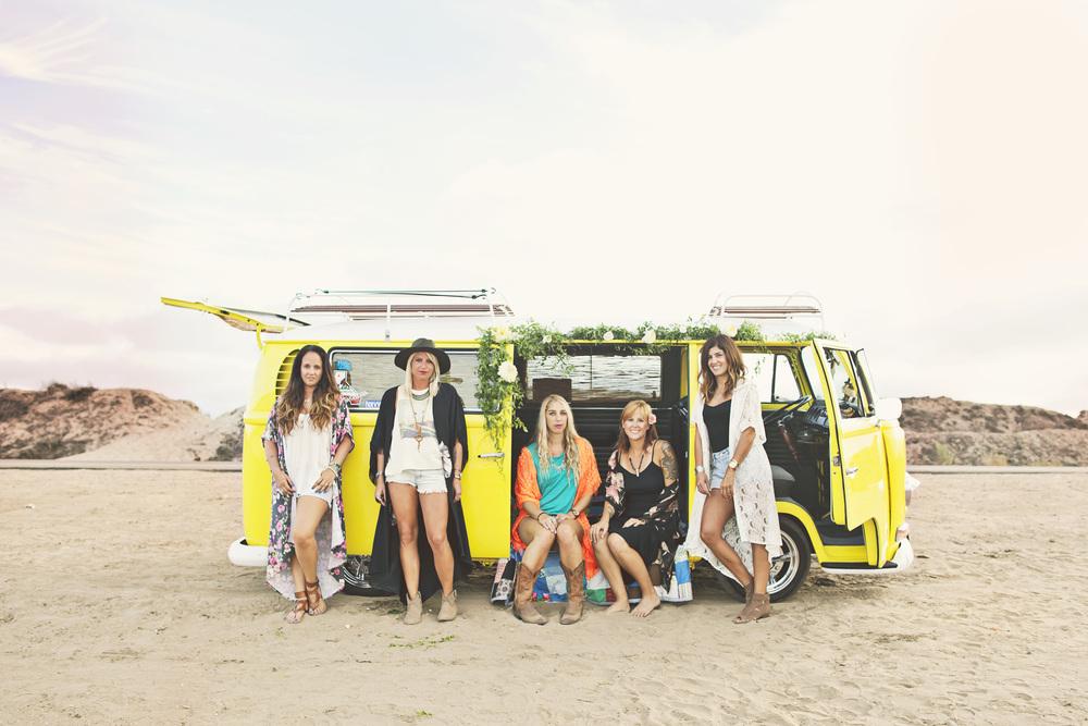 Established California | Adventures | Fiesta Island | Group