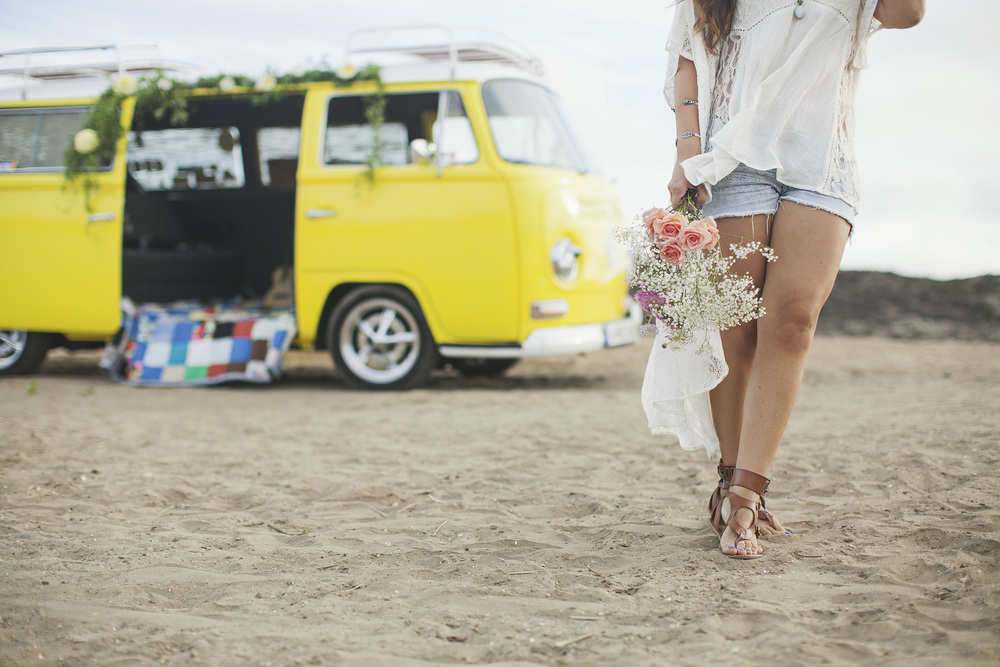 Established California | Adventures | Fiesta Island | Flowers