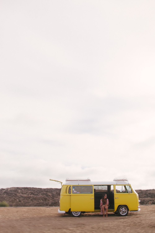 Established California | Adventures | Fiesta Island | VW Bug
