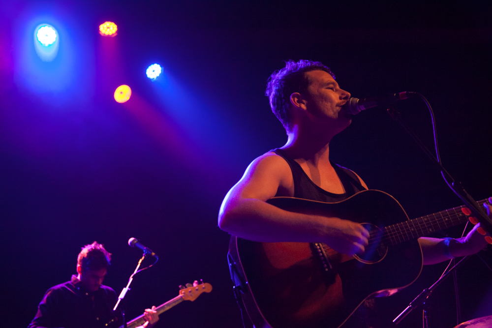 Boy & Bear | Established California | Fonda Theater | Los Angeles