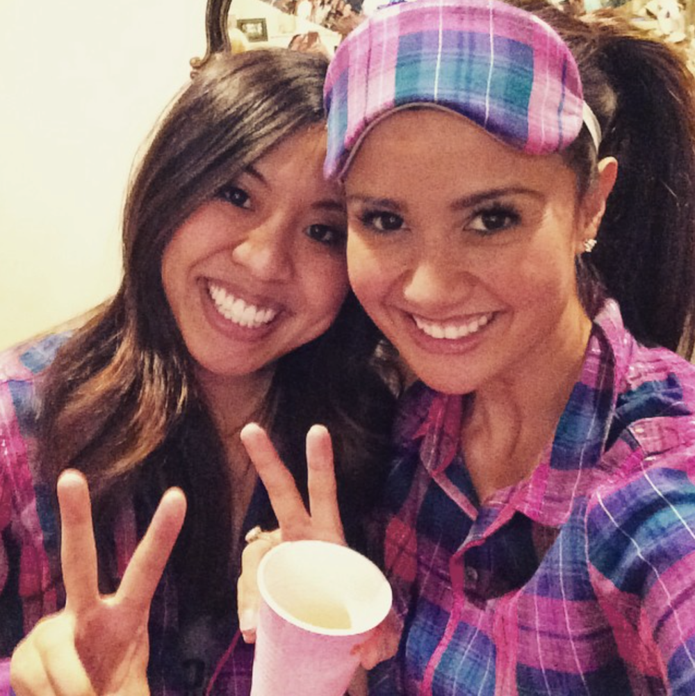 Catherine DownLOWE: PJ Party