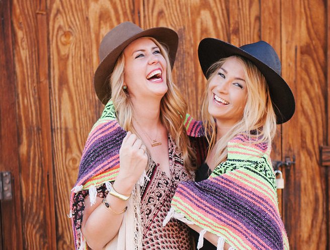 Featured on Established California - Top Festival Fashions for 2015 - Photography by Ashley Williams