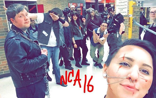 From the Northcoast Front Ensemble, we hope you all had a very happy Easter with loved ones! See you in a week at state finals!! #wgi2016 #nca2016 #welcometothewasteland