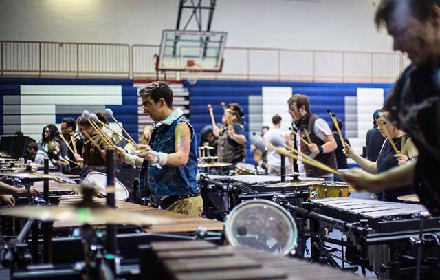 One weekend left! Then we are coming for you, Dayton!! #wgi2016 #nca2016 #welcometothewasteland