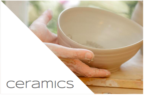 hand build ceramics, glazing, & kiln firing classes