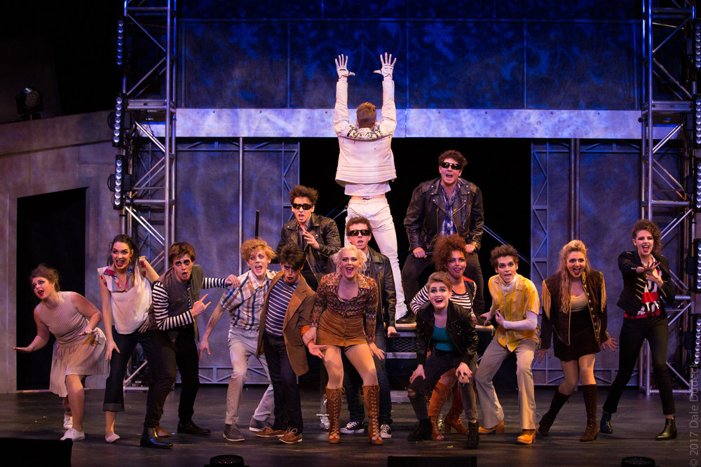 The Who's TOMMY (musical)