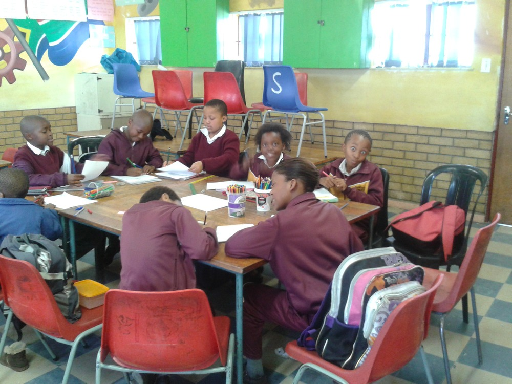 Researched and designed the concept for a new after-school programme for primary schools (APPS) for SAEP which will be piloted in Philippi in 2015.