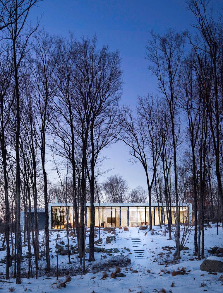 Dualchas-ArchitectsArchitectural 3D Snow rendering 3D