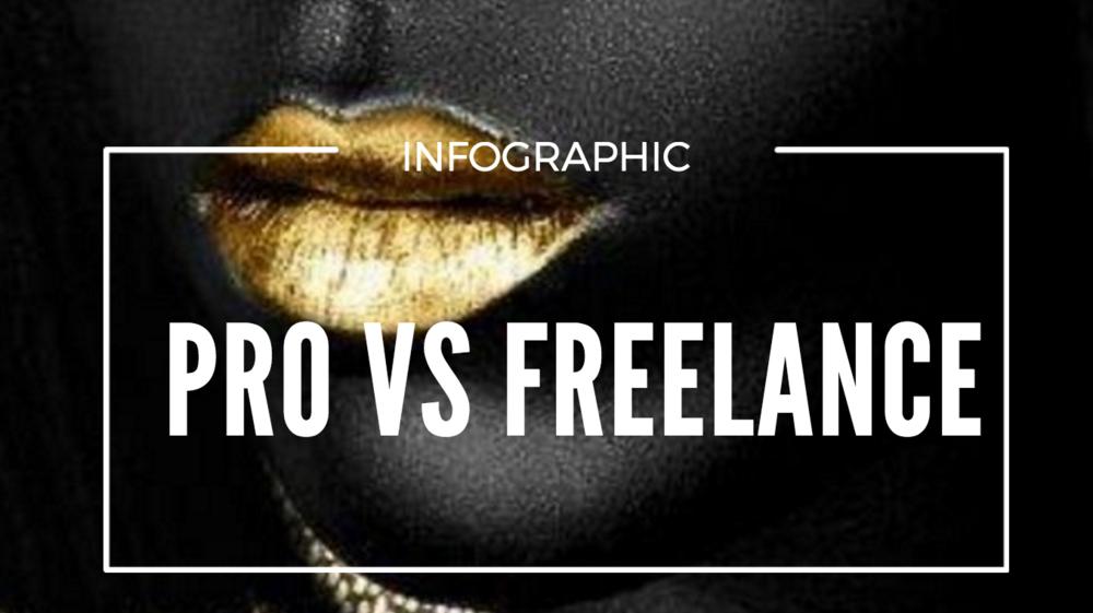 Pro vs freelance