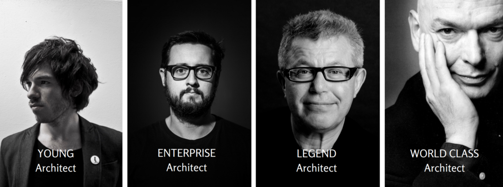 Presentation as leading architect