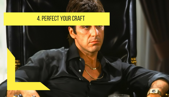 perfect your craft