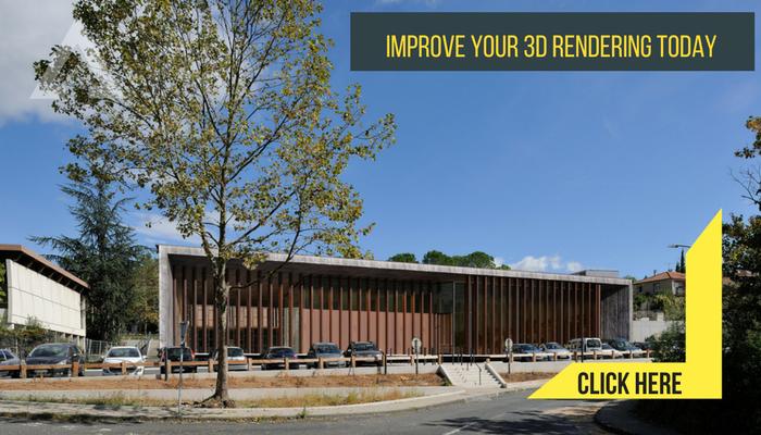 3D rendering service online