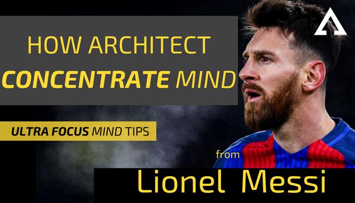 Messi rule of success