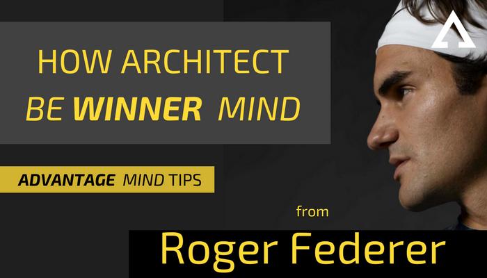 Roger federer rule of success