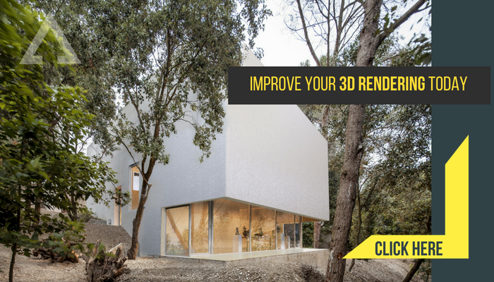 improve your 3d rendering to the edge archoitect