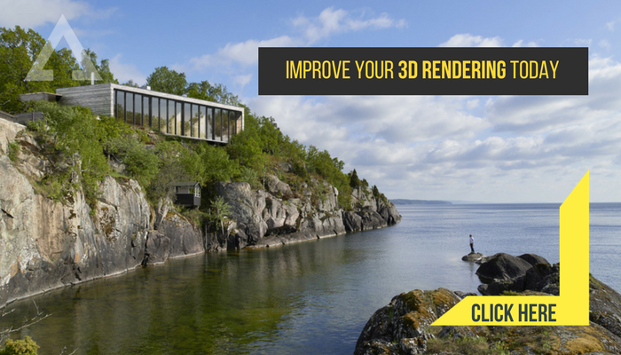 improve 3d rendering with us today