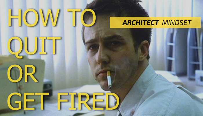 How to quit or get fired.