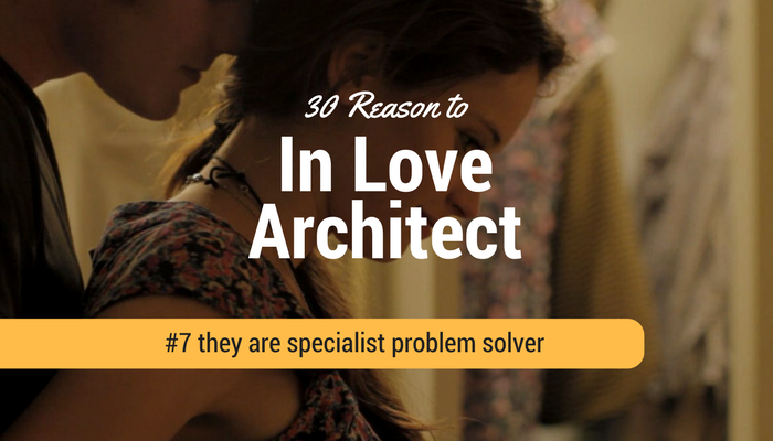 Architect help you solve the solution