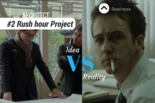 Architect reality rush hour project