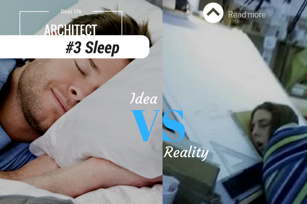 Architect reality sleep