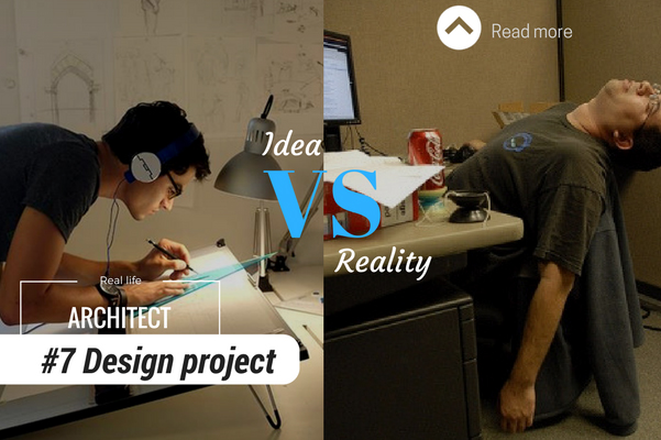 Architect reality design project