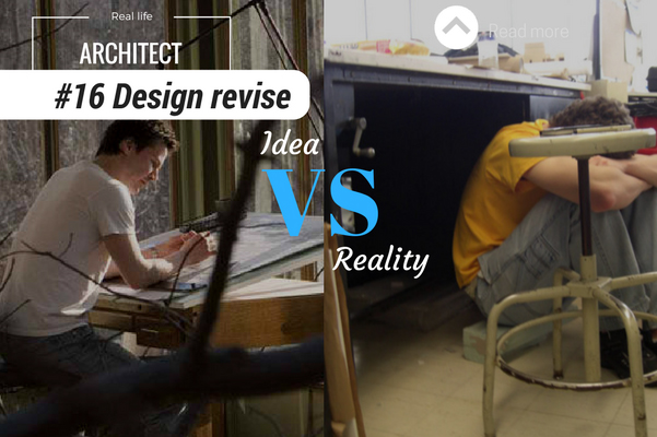 Architect reality design revise
