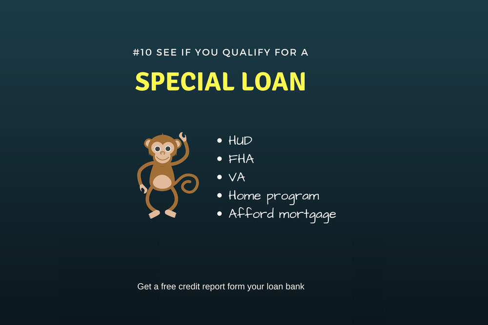 10 see if you qualify for a special loan