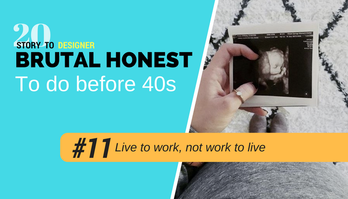 20 Brutal honest to do before 40s