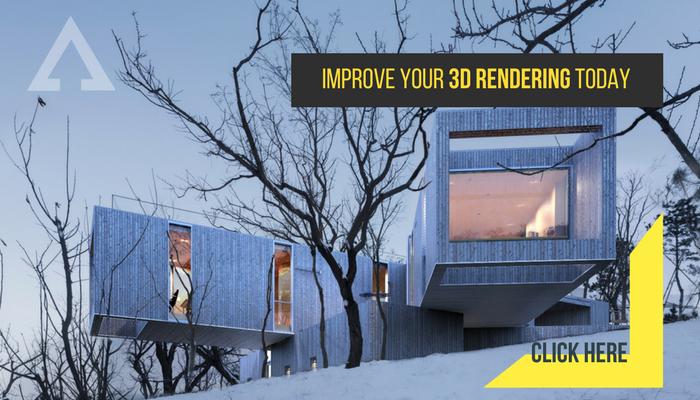 improve 3d rendering today