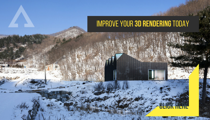 improve your 3d rendering