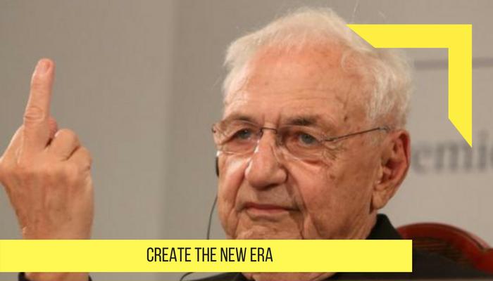 create the new era
