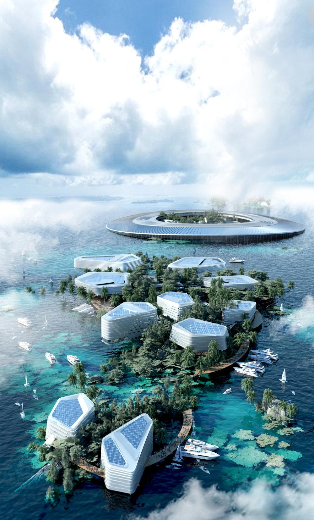 Hyper Energy Island
