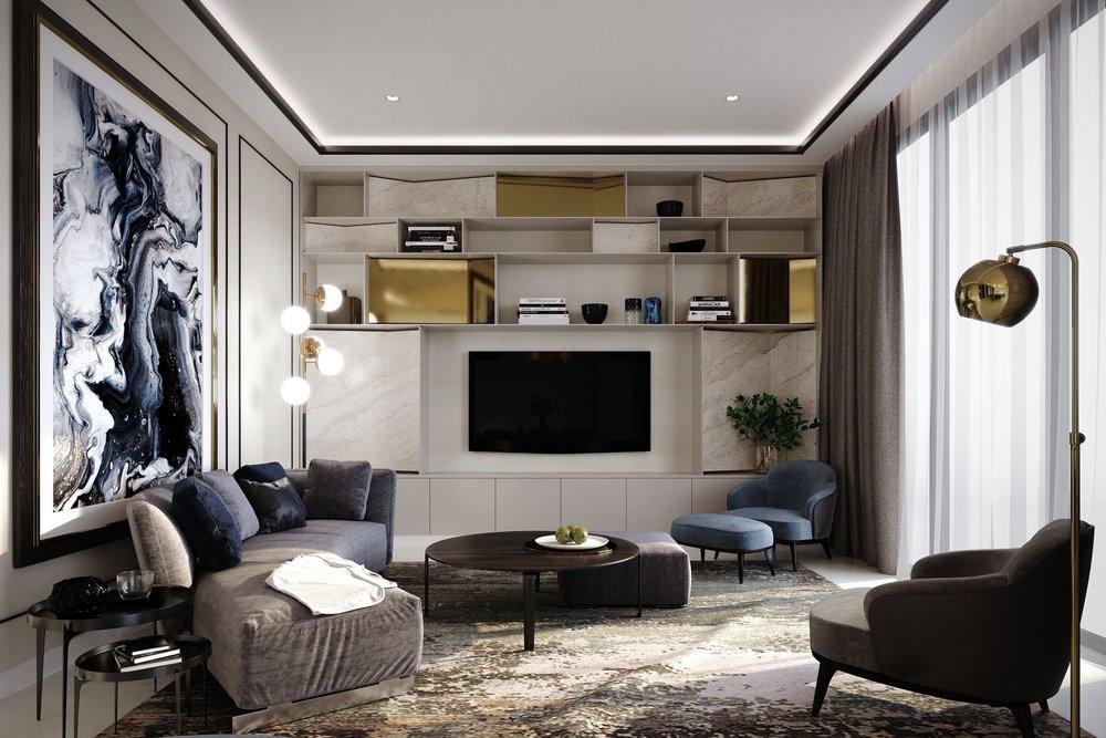 Interior house - start 600++ USD