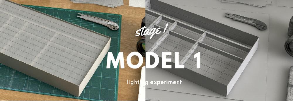 model test