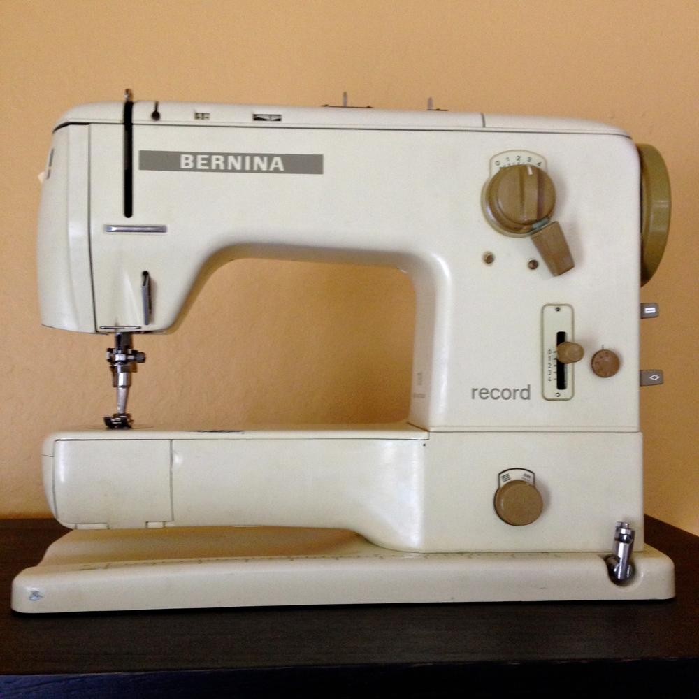 bernina 730 sewing machine
